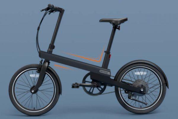 La renovada QiCycle EF1 de Xiaomi: una e-bike que es una ganga