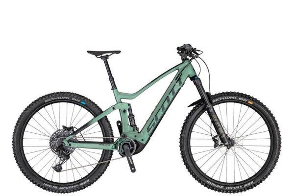 Scott presenta sus nuevas e-bikes para este año 2020